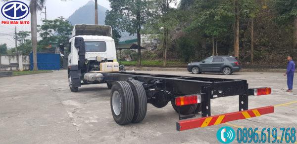 giàn chassis xe faw 8 tấn 5