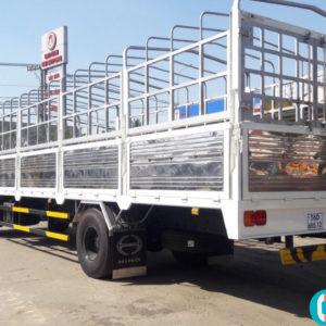 thùng xe hino 8 tấn FG8JT7A