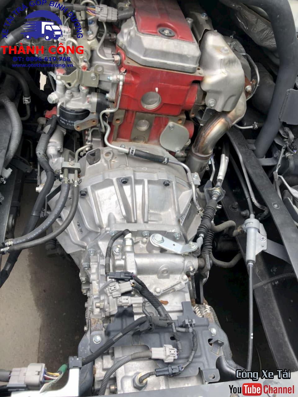 động cơ hino300