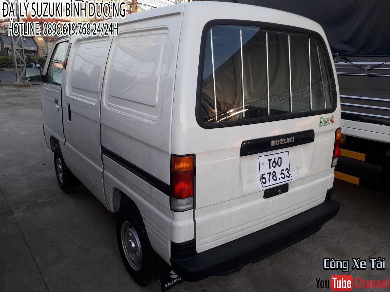 xe suzuki van