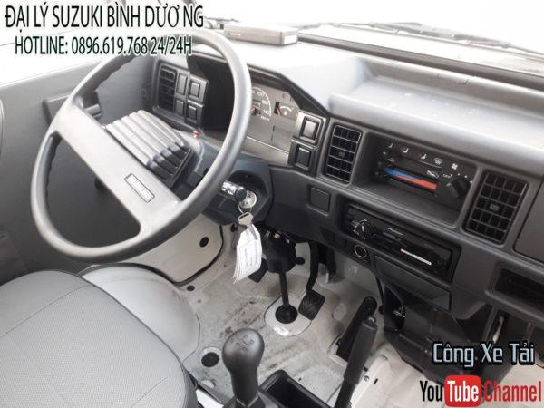 nội thất xe suzuki van