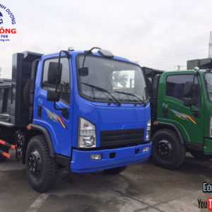 xe ben dongfeng trường giang 5t7