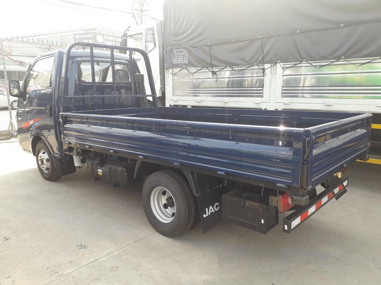 Thùng xe tải Jac x150