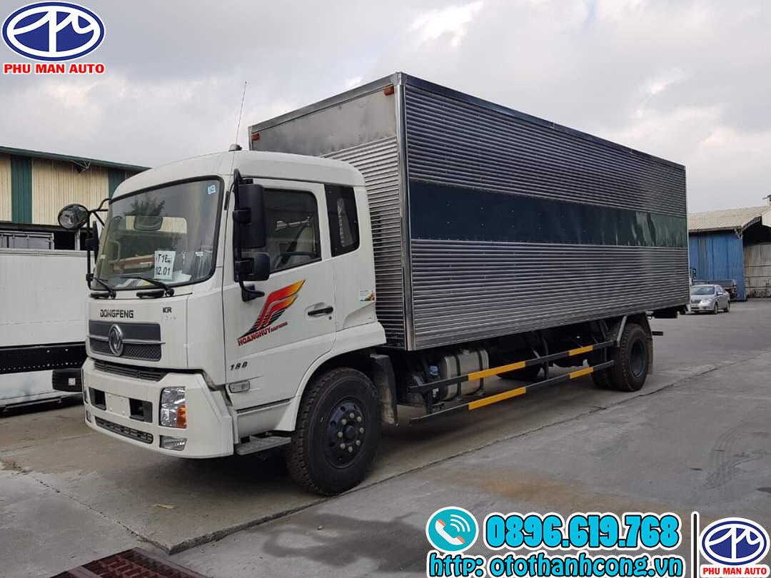 xe dongfeng hoàng huy b180