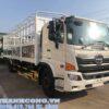 Xe tải hino thùng dài 9m9