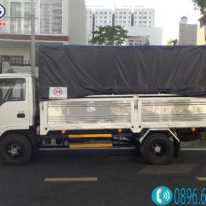 thùng xe isuzu 3t5